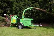 Измельчитель веток Greenmech Arborist 150