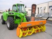 Фрезерно-роторный снегоочиститель Cerruti ( Италия)  Big 620
