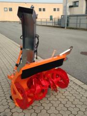 Снегоочиститель фрезерно-роторный двухступенчатый Cerruti MIDDLE