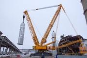 Аренда гусеничного крана 750 тонн,  аренда крана 750 тонн,  Астана