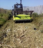 Мульчер для расчистки территорий (SUPER FOREST)